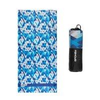 Rychleschnoucí plážový ručník Spokey Menorka 100x180cm