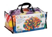 Míčky hrací Intex small fun 100 kusů 6,5cm