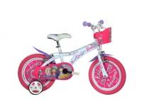 Dětské kolo Dino 614G-BA Barbie 14