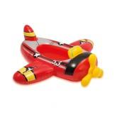 Člun dětský Intex Pool Cruisers letadlo 119x114cm