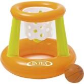 Nafukovací hra do bazénu Intex košíková 67x55cm