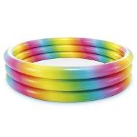 Dětský nafukovací bazén Intex Color Wave 147x33cm