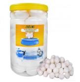 Filtrační kuličky Pes Aqua Crystal 500 g - dóza