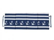 Skládací plážové molitanové lehátko Trieste-49 (3cm)