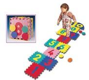 Pěnová podložka puzzle Spartan 30x30cm