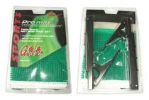 Držák se síťkou na stolní tenis-rychloupínací Acra G1852