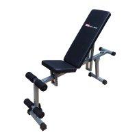 Posilovací lavička Acra sit-up-bench KH666