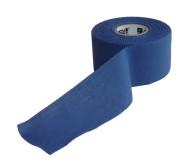 Pevný tape Acra 3,8cm x 13,7m modrý