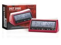 Šachové hodiny DGT 3000