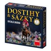 Stolní hra Dostihy a sázky rychlá dráha