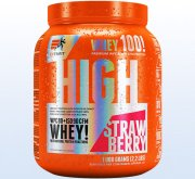 Protein Extrifit High Whey 80 1000 g jahoda