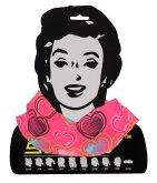 Sportovní šátek Sulov růžový