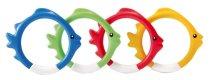 Potapěčské kroužky Intex ryby