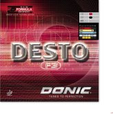 Potah Donic Desto F3