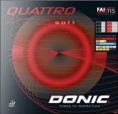 Potah Donic Quattro A´conda Soft