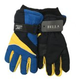 Dětské zimní rukavice Bella Accessori 9009-1 modrá