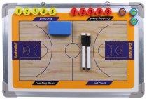 Basketbal 43 Merco magnetická trenérská tabule, závěsná