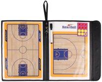 Basketbal Merco 42 magnetická trenérská tabule