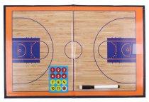Basketbal 41 magnetická trenérská tabule