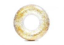 Nafukovací kruh Intex Glitter Gold 119cm