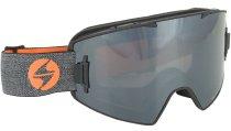 Lyžařské brýle Blizzard 927 Magnetic black matt