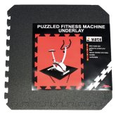 Fitness podložka Yate Puzzle Mat 55x55x0,8cm 4ks