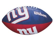 Míč na americký fotbal Wilson NFL Team Logo FB NG JR