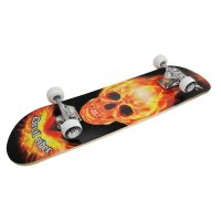 Skateboard Sulov Top - Devil