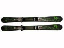 Dětské lyže Joyride Green 90cm