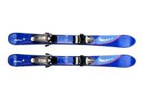 Dětské lyže Alpina Zoom modré 90cm