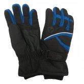 Pánské lyžařské rukavice Lucky A-51 modré