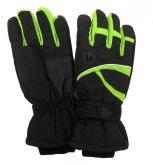 Pánské lyžařské rukavice Lucky A-51 zelené