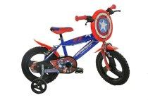 Dětské kolo Dino 414UL-CA Captain America 14
