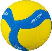 Volejbalový míč Mikasa VS170W modro/žlutý