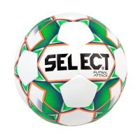 Futsalový míč Select FB Futsal Attack bílo/zelená vel.4