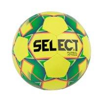 Futsalový míč Select FB Futsal Attack žluto/zelená vel.4