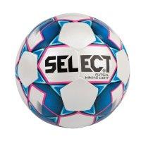 Futsalový míč Select FB Futsal Mimas Light bílo/modrá vel.4