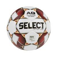 Fotbalový míč Select FB Flash Turf bílo/červená vel.4