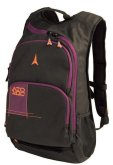 Batoh Atomic AMT black/berry 23l