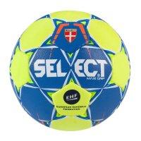 Házenkářský míč Select HB Maxi Grip modro/žlutá