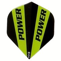 Letky Designa POWER MAX - Green Black