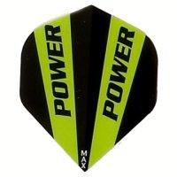 Letky Designa POWER MAX - Green Black