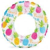Plavecký kruh Intex Ananas 51cm
