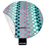 Pikniková deka Spokey Picnic Dots průměr 140cm
