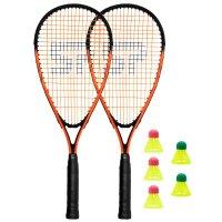 Sada na speed badminton Spokey Spiky