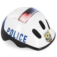 Dětská cyklistická přilba Spokey Police 44-56cm