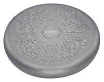 Balanční masážní polštářek Lifefit Balance Cushion 33cm stříbrný