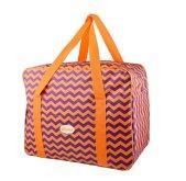 Plážová termotaška - chladící taška Kasaviva 7l oranžová