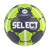Házenkářský míč Select HB Solera šedo/zelená