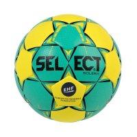 Házenkářský míč Select HB Solera žluto/zelená